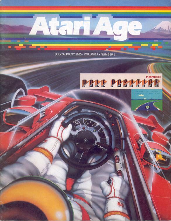 Atari Age Volume 2 No. 2