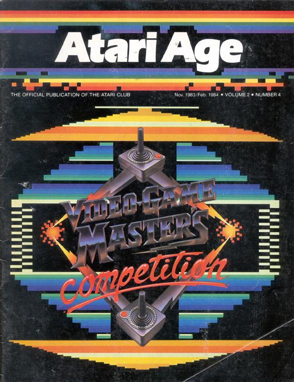Atari Age Volume 2 No. 4