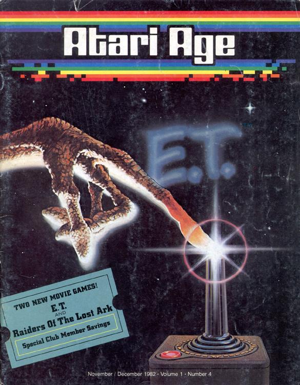 Atari Age Volume 1 No. 4