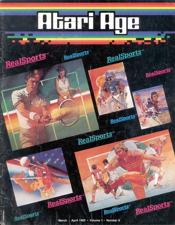 Atari Age Volume 1 No. 6