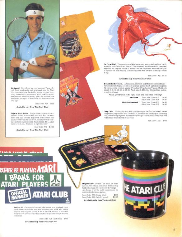 Atari Age Gear