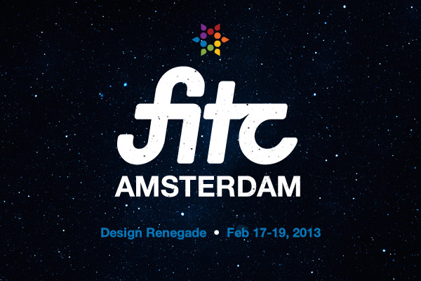 James White at FITC Amsterdam