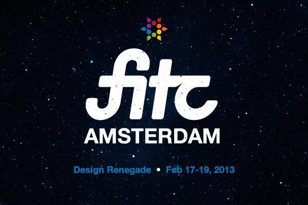 James White at FITC Amsterdam