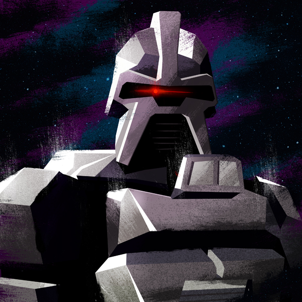 Cylon illustration