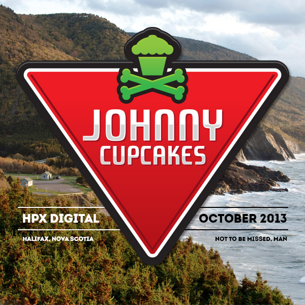 Johnny Cupcakes HPX Digital