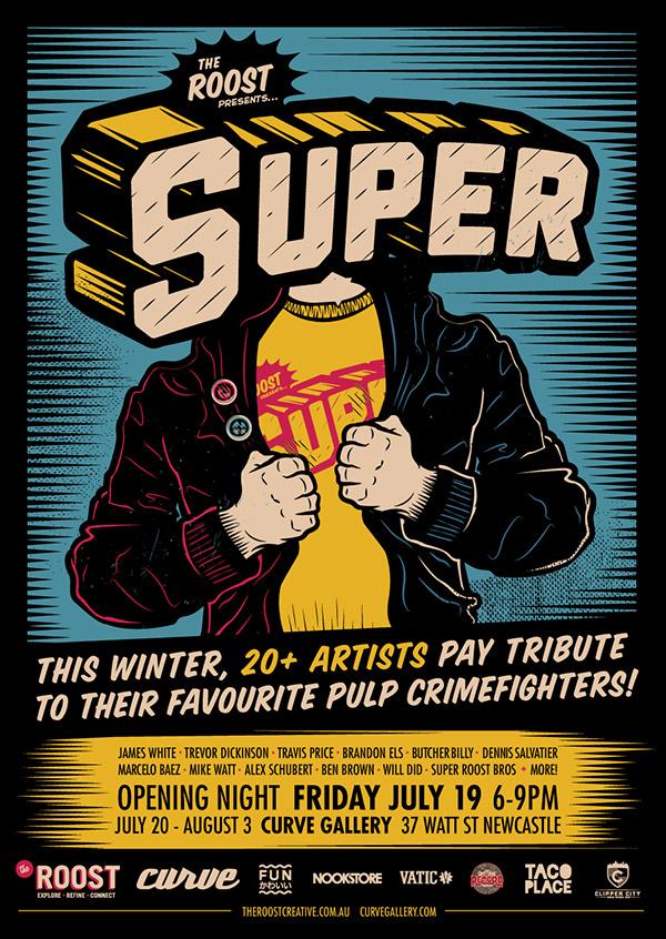 SUPER art show
