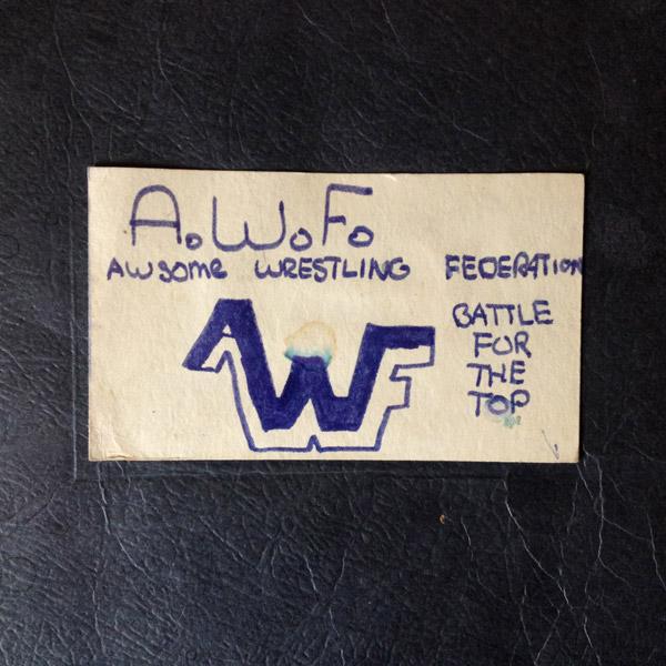 Awsome Wrestling Federation
