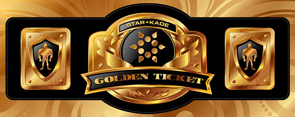 StarKade: GOlden Ticket Belt