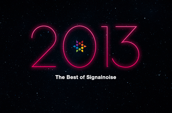 Best of Signalnoise 2013
