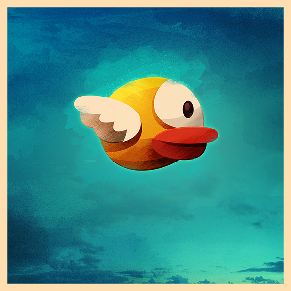 Flappy Bird by James White