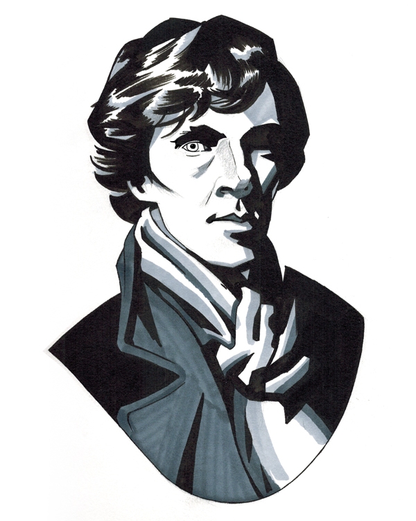 Sherlock by James White