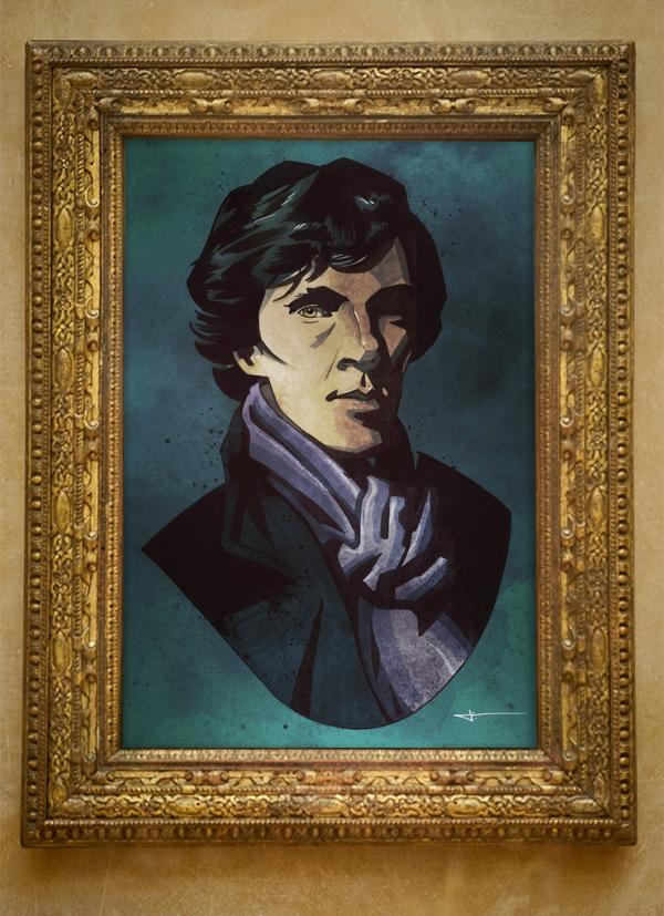 Sherlock by James White