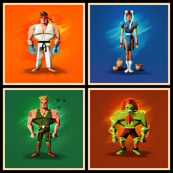 StarKade: Street Fighters
