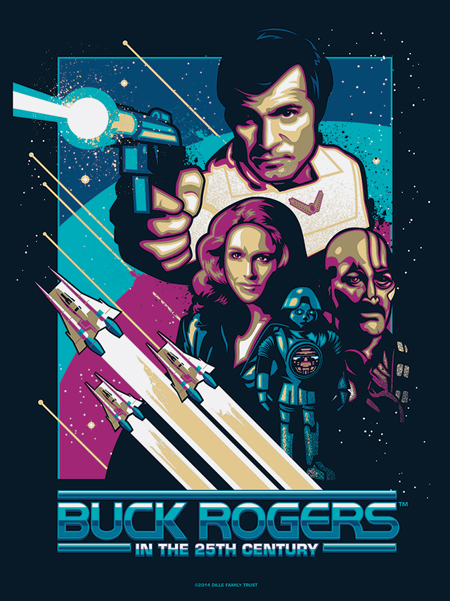 Buck Rogers by James White