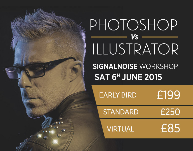 Photoshop vs. Illustrator Workshop
